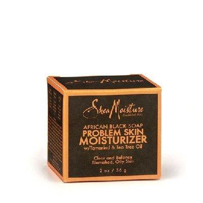 Black soap moisturizer
